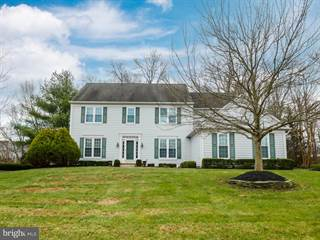 Single Family for sale in 8 EAGLETON FARM RD, Newtown, PA, 18940