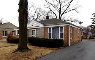 Single Family for sale in 17615 Hillside Avenue, Homewood, IL, 60430
