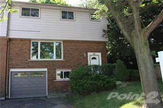 Townhouse for sale in 63 CALEDON Avenue, Hamilton, Ontario, L9C 3C7