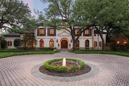 Residential Property for sale in 5210 Deloache Avenue, Dallas, TX, 75220