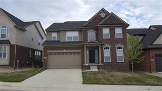 Single Family for sale in 1120 WALES DR, Orion Township, MI, 48359