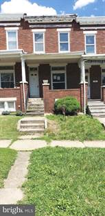 Residential for sale in 137 S COLLINS AVENUE, Baltimore City, MD, 21229