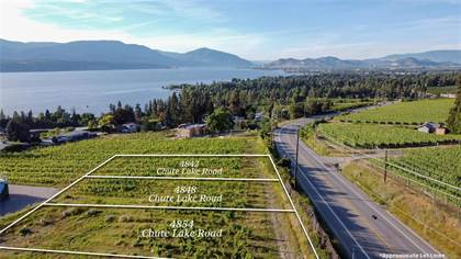 Vacant Land for sale in 4842 Chute Lake Road,, Kelowna, British Columbia, V1W4M3