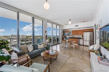 Residential Property for sale in 3470 E Coast Ave H1204, South Miami, FL, 33143