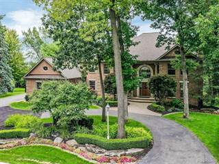 Single Family for sale in 2447 HERONWOOD Drive, Bloomfield Township, MI, 48302