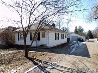 Single Family for sale in 419 S CHURCH ST, Virden, IL, 62690