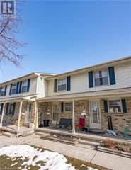 Condo for sale in 143 WELLESLEY CRESCENT  C, London, Ontario, N5V1J6