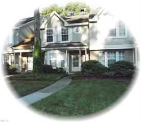 Townhouse for sale in 162 Corwin Circle, Hampton, VA, 23666