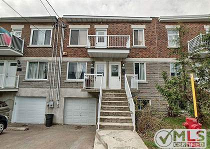 Multifamily for sale in 9130-9132 14e Avenue, Montreal, Quebec