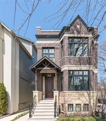 Single Family for sale in 1914 West MELROSE Street, Chicago, IL, 60657