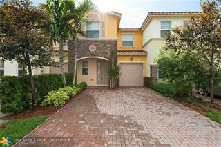 Townhouse for sale in 5206 SW 78th Ter 5206, Davie, FL, 33328