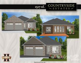 Residential Property for sale in Lot 35 Blowes Drive, Stratford, Ontario