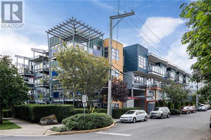 Single Family for sale in 797 Tyee Rd 401, Victoria, British Columbia, V9A7R4
