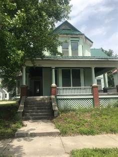 Residential Property for sale in 415 Webster St, Chillicothe, MO, 64601