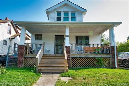 Residential Property for sale in 12850 AUGUST Street, Detroit, MI, 48205