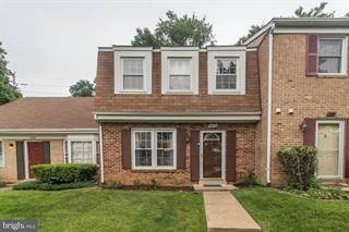 Townhouse for sale in 2531 HERRELL COURT, Falls Church, VA, 22043