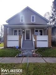 Single Family for sale in 432 E Milton, Hazel Park, MI, 48030