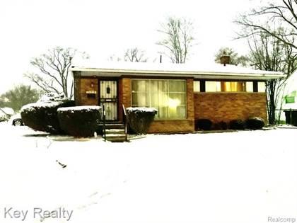 Residential Property for sale in 22516 WANAMAKER PL, Detroit, MI, 48223