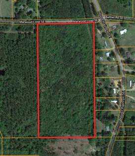 Lots And Land for sale in 633 Marwood Loop, Bogue Chitto, MS, 39629