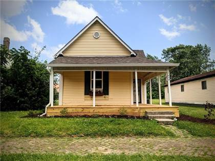 Residential Property for rent in 1639 Columbia Avenue, Indianapolis, IN, 46202