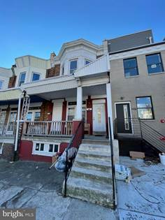 Multifamily for sale in 1438 S 52ND STREET, Philadelphia, PA, 19143