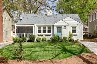 Single Family for rent in 39 Oakridge Avenue, Atlanta, GA, 30317