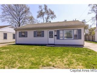 Single Family for sale in 2330 Ramsey Rd, Springfield, IL, 62702