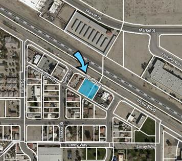 Lots And Land for sale in 82479 Indio Boulevard, Indio, CA, 92201