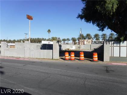 Lots And Land for sale in 1503 CASINO CENTER Boulevard, Las Vegas, NV, 89104