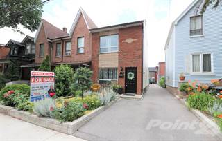 Residential Property for sale in 15 Wallace Ave., Toronto, Ontario, M6H1T4
