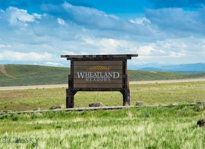 Commercial for sale in Lot 2 Wheatland Meadows Drive, Three Forks, MT, 59752