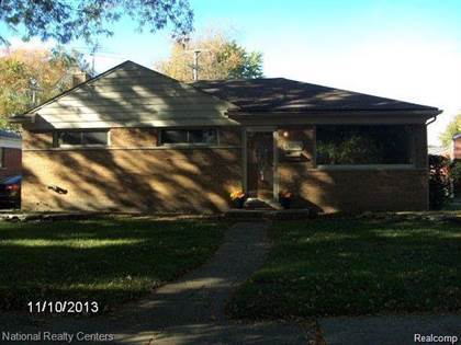 Residential Property for rent in 26524 GLENDALE Drive, Detroit, MI, 48239