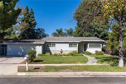 Residential Property for sale in 23233 Ladrillo Street, Woodland Hills, CA, 91367