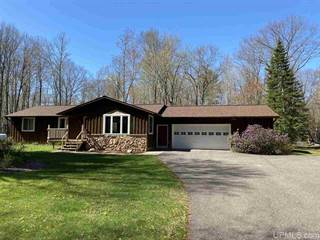 Single Family for sale in N4681 Birch Ridge, Iron Mountain, MI, 49801
