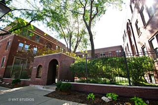 Condo for sale in 841 West Barry Avenue 1B, Chicago, IL, 60657
