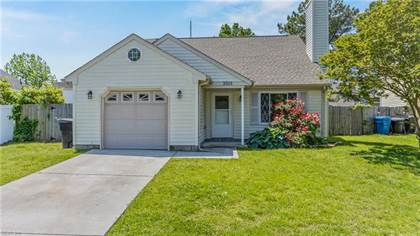 Residential Property for sale in 3705 Farley Court, Virginia Beach, VA, 23456
