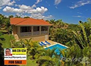 Residential Property for sale in GORGEOUS 3 BEDROOM VILLA IN GATED COMMUNITY JUST A FEW MINUTES WALK TO THE BEACHES, Sosua, Puerto Plata