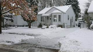 Single Family for rent in 19429 WASHTENAW Street, Harper Woods, MI, 48225