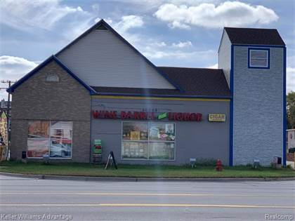 Commercial for sale in 30303 PLYMOUTH Road, Livonia, MI, 48150