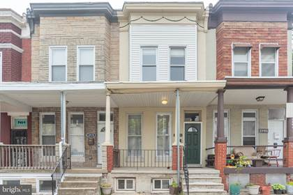 Residential Property for sale in 2438 BARCLAY STREET, Baltimore City, MD, 21218