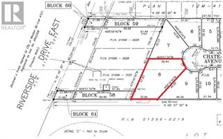 Land for sale in 545 CHATEAU AVENUE, Windsor, Ontario, N8P0E6