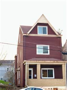 Residential Property for sale in 2801 McDowell St, Pittsburgh, PA, 15212