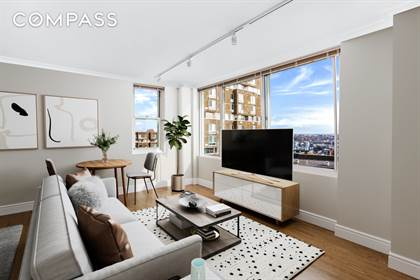 Residential Property for sale in 555 Main Street 1411, Manhattan, NY, 10044
