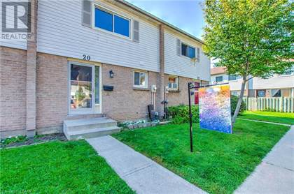 Single Family for rent in 1600 CULVER Drive Unit 20, London, Ontario, N5V3H5