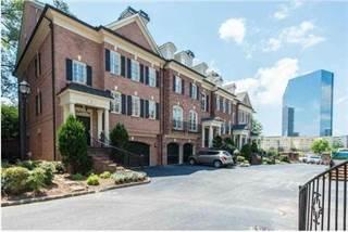 Townhouse for rent in 3475 Roxboro Road NE 4, Atlanta, GA, 30319