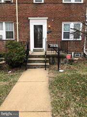 Townhouse for rent in 4217 HAMILTON AVENUE, Baltimore City, MD, 21206