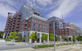 Condo for sale in 500 Queen's Quay W, Toronto, Ontario, M5V 3K8