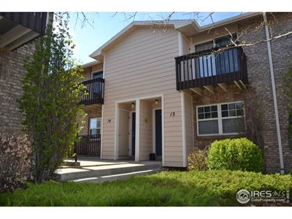 Residential Property for sale in 1346 Sunset St 14, Longmont, CO, 80501