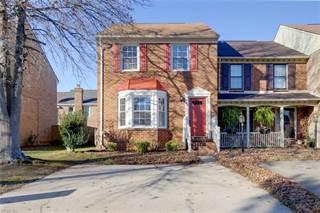 Townhouse for sale in 4818 Ashbury Lane, Virginia Beach, VA, 23462