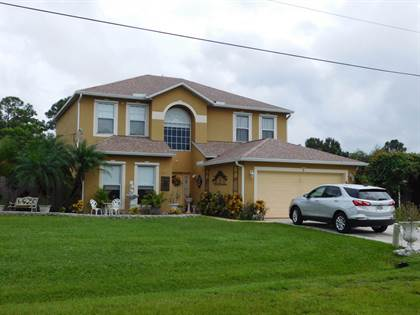 Residential Property for sale in 2271 SW Nightingale Terrace, Port St. Lucie, FL, 34953